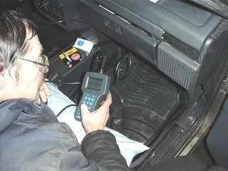 Компьютерная диагностика ваз 21099 инжектор